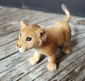 """Schleich Baby Lion Cub Figure 3"""""""