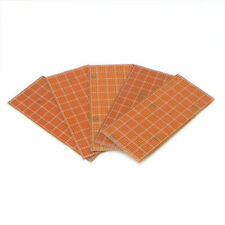 5Pcs 6.5x14.5cm Stripboard Veroboard Uncut PCB Platine Single Side Circuit Board
