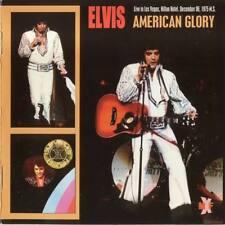 ELVIS AMERICAN GLORY*LIVE LAS VEGAS HILTON 12/6/1975*2008 MXF CD*NEW<>OOP