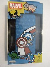 MARVEL IPOD TOUCH 5TH GENERATION FLEXIBLE CASE KAWAII/POP CAPTAIN AMERICA NEW