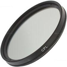 77mm CPL Filter Polfilter Zirkular für Kameras mit 77 mm Einschraubanschluss