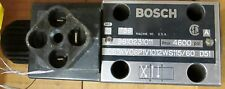 Bosch 9810231011 Hydraulic Directional Control Valve 081wv06p1v1012ws11560 D51