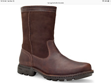 UGG HARTSVILLE 13 NEW IN BOX BROWN FUR INSOLES CHRISTMAS READY WATERPROOF RARE