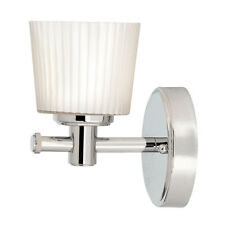 Elstead Baño Binstead 1 Litro Lámpara de Pared 1x 40W G9 220-240v 50hz IP44