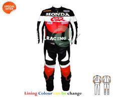 Blousons noirs adulte unisexe ajustable pour motocyclette