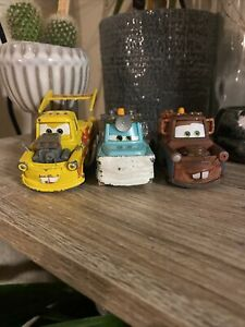 Disney Cars Diecast Maters, Dr Mater, Funny Mater Cars