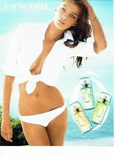 PUBLICITE ADVERTISING 027  2012   Lancome  parfums  O