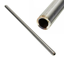1pc Silver 304 Stainless Steel Capillary Tube 12mm OD 10mm ID 250mm Length