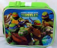 Nickelodeon* Mutant Ninja Turtles-Insulated Lunch Bag -New-2534
