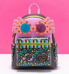 Official Loungefly Luna Lovegood Harry Potter Mini Backpack