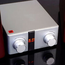 POPU D2P 2x50W Pure Digital USB/COAXILAL/RCA Power Amplifier 192KHZ/24Bit