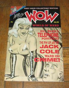 WARD'S  W.O.W # 1  THE WORLD OF WARD  1990