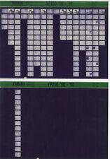 YAMAHA YP 250 _ Service Manual _ Microfich _ microfilm _ 1997