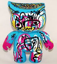 Bitbots Jinny 6 inch designer vinyl toy by Jon Burgerman limited edition of 500