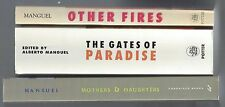 Alberto Manguel lot 3 ftpbs GATES OF PARADISE, OTHER FIRES, MOTHERS & DAUGHTERS