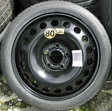 "Vauxhall Opel 16"" Spare Space Saver Wheel Vectra Astra Signum Zafira Genuine OE"