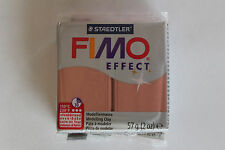 Fimo Modelliermasse FIMO® soft, Effekt pearl rosegold