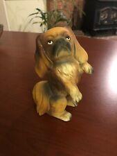 Vintage Japan Pekingese Dog Figurine