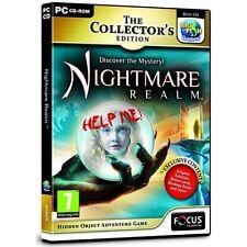 Nightmare realm - COLLECTIONNEUR édition (PC) tout neuf et scellé