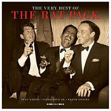 THE VERY BEST OF THE RAT PACK - 2 LP GATEFOLD SET - GREEN VINYL