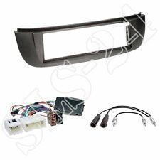 ACV Clarion volante adaptador + Nissan Almera Tino 07/00-03/06 1-din radio diafragma