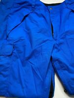 Grenade Fatigue Project Snow Pants Blue Size L