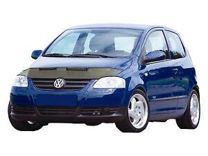 CAR HOOD BONNET BRA fit Volkswagen Fox  NOSE FRONT END MASK BRA DE CAPOT