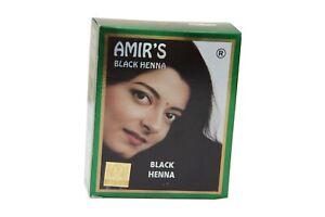 2 X Amir's Black henna 6 x 10gm