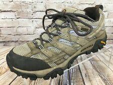 MERRELL MOAB Ventilator Low Hiking Trail Shoes Size Women's 8.5 Vibram Soles