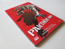 COMICS - PANINI - MARVEL .. PANTHERE NOIRE T.03 : L'HOMME LE PLUS DANGER..NEUF