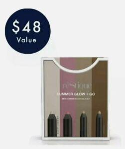 TRESTIQUE Mini Lip Glaze Set of 4 NIB Boxy Charm Ipsy Allure