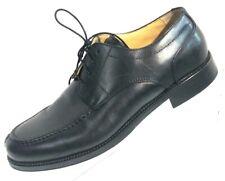 DOCKERS PREMIUM Men's Black Leather Dress Shoes Size 11W