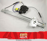 Window Regulator R/H Front (Electric) - Mitsubishi Pajero NH NJ NK NL (91-00)