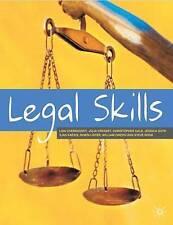 Legal Skills, Good Condition Book, Lisa Cherkassky, Julia Cressey, Professor Chr