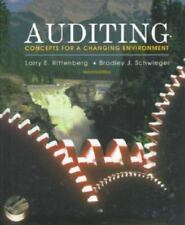 Auditing: Concepts for a Changing Environment (Dryden Press Series in Accounting