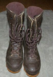 Cabela's Rubber Lace-up High Top Rain or All Weather Boots  Men Size 9 1/2