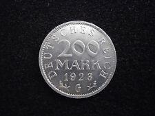 200 Mark 1923 G, Jg.304, stgl.