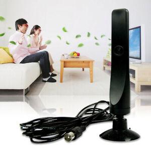 Aerial TV Antenna For DVB-T TV HDTV Digital Freeview HDTV Antenna Booster New