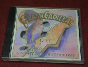 Flash Cadillac Live A Night At The Symphony CD OOP Colorado Springs Symphony