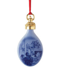 Royal Copenhagen 2015 Drop Ornament Nib Christmas Ornament New In Box
