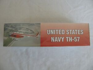 White Rose Collectibles 1/43 Die-Cast Bell Jet Ranger U.S. Navy TH-57 Helicopter