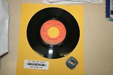 "STEVE MILLER Fly like an eagle 7"" 45 rpm vinyl record + juke box title strip"