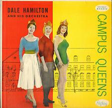 "RARE DALE HAMILTON ""CAMPUS QUEEN"" JAZZ LP 1959 STEPHENY 4014"