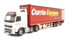 Corgi Modern Truck Heavy Haulage CC14033 Volvo FH Super Trailer Currie 1/50