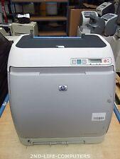 HP Color LaserJet 2605DN Q7822A 12 ppm 600 DPI USB Network Printer A4 BAD PRINTS