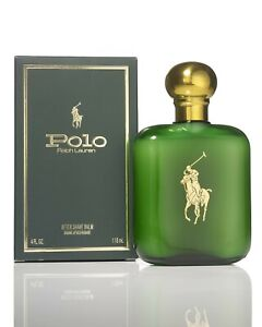 Ralph Lauren Polo Green Classic 4.oz / 118 ml After Shave Balm