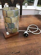 Richard Essig. Besigheim/N 1970 s Designer Lampe de table