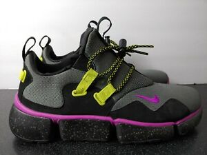 Men's Nike Pocket Knife DM ACG River Rock Black Outdoor Shoes AH9709-001 Size 8