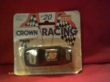 1990 CROWN RACING ROB MOROSO 1:64 NASCAR DIECAST  # 20 STOCK CAR