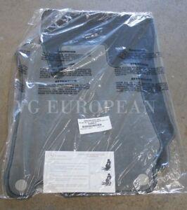 Mercedes-Benz R230 SL Class Genuine Carpeted Floor Mat Set, Mats NEW 2003-2012